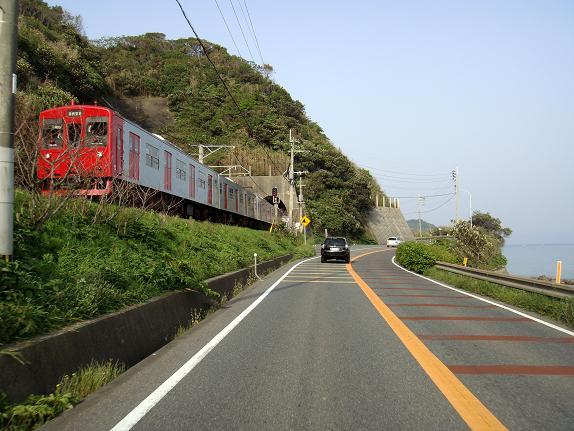 10 電車が来た~!.JPG