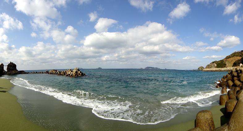 13 緑のビーチ.JPG