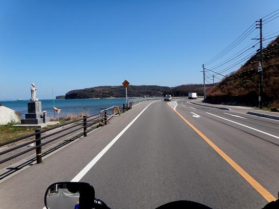 17 国道へ.JPG