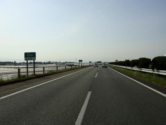 1 九州道を南下中.JPG