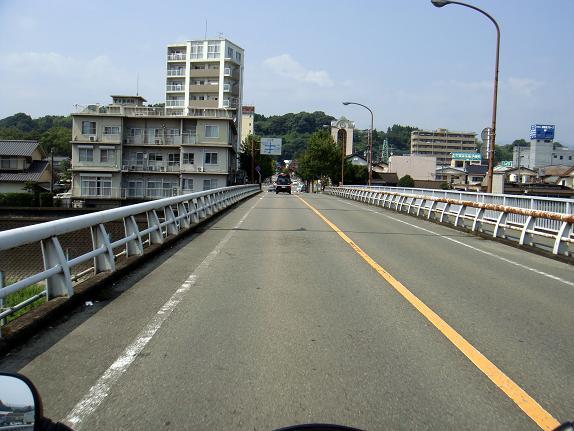 27 人吉市内に入ってきました.JPG