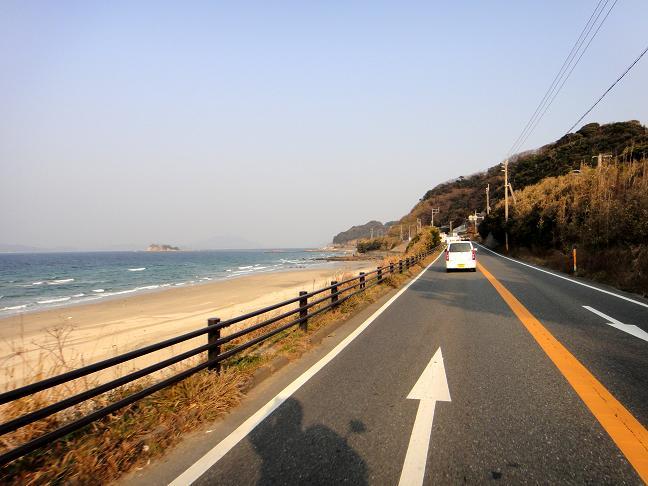 29 砂浜が綺麗です.JPG