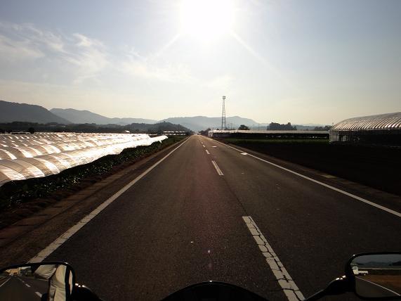 2 日田を抜けます.JPG