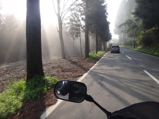 2 霧中の通勤.JPG