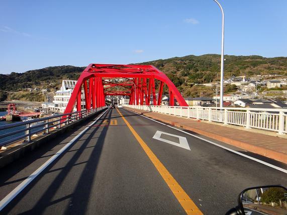 31 フラン国旗の色の橋の赤い橋.JPG