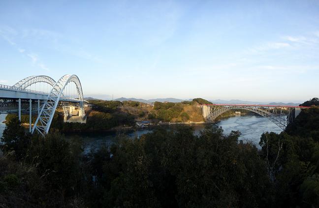 41 新旧の西海橋.JPG