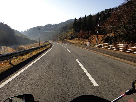 5 HFRから県道へ.JPG