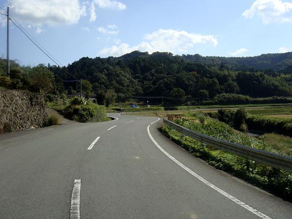 6 別府までの裏道です.JPG