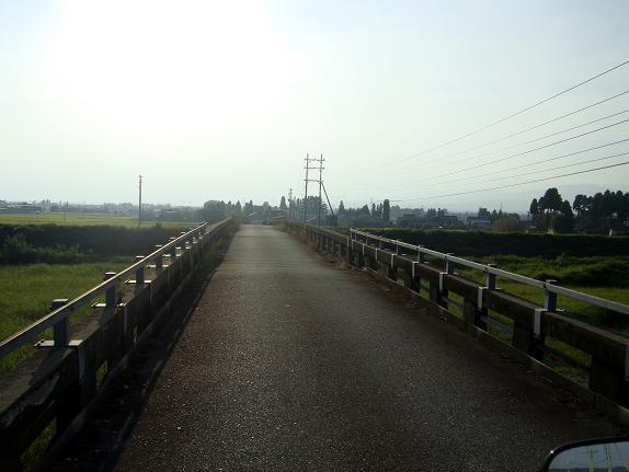 8 農道をショートカット中.JPG