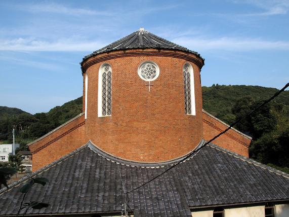 この天主堂の特徴でもあります.JPG