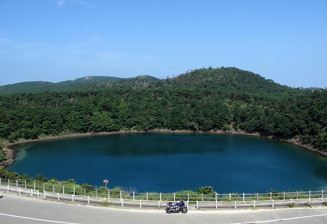 カルデラ湖です.JPG