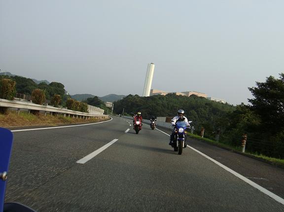 九州道を南下中です.JPG