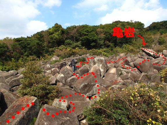 亀岩まで行くぞ.jpg