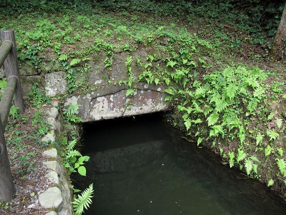 凄く古そうな暗渠の入口.JPG