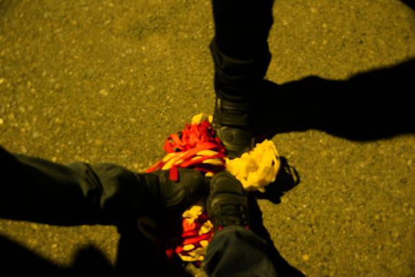友情の絆が風で飛ばされないように・・・.JPG