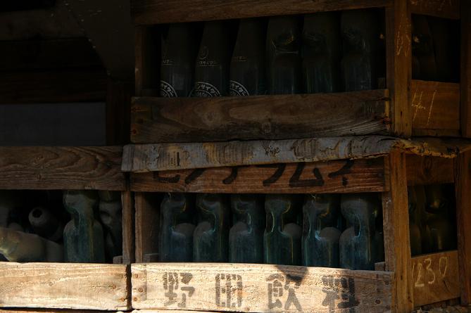 古いラムネの瓶.JPG