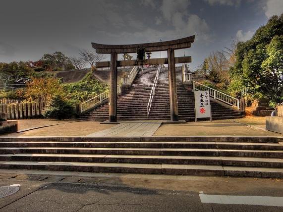 多賀神社の参道です.JPG