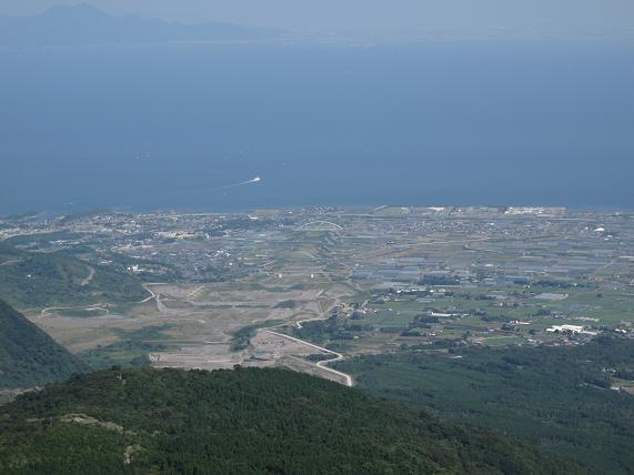島原の街が真下に見えます.JPG