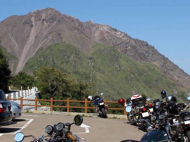 普賢岳が綺麗に見える日でした.JPG