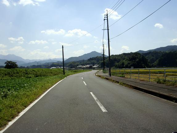 添田まで裏道で行くよ.JPG