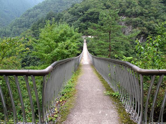 超絶マイナーな吊橋.JPG