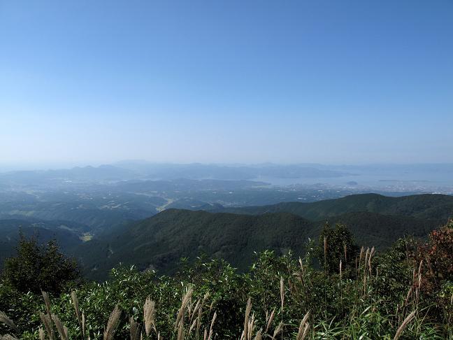 長崎空港から諫早方面が一望.JPG