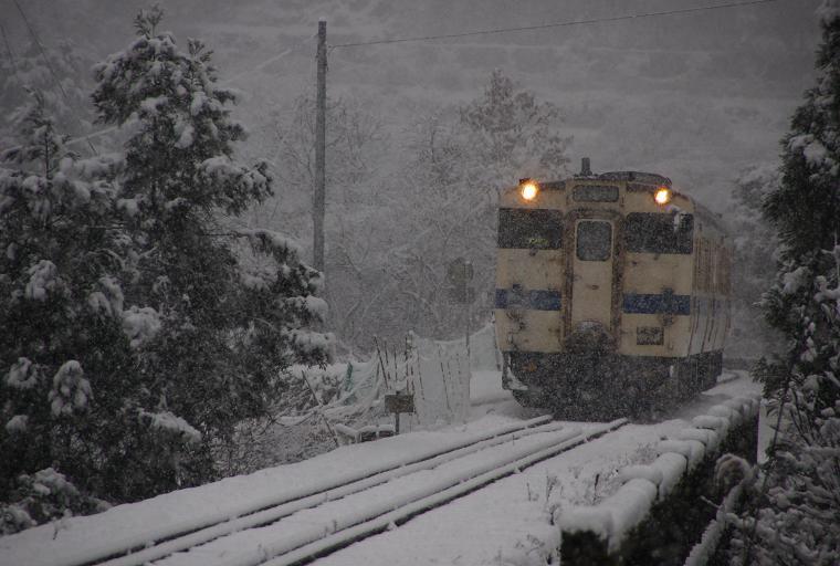 雪が積もると鉄モードになりませんか?.JPG