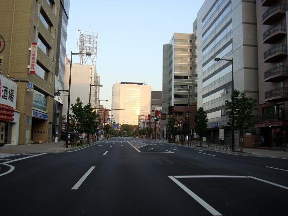1 早朝の高崎市内.JPG