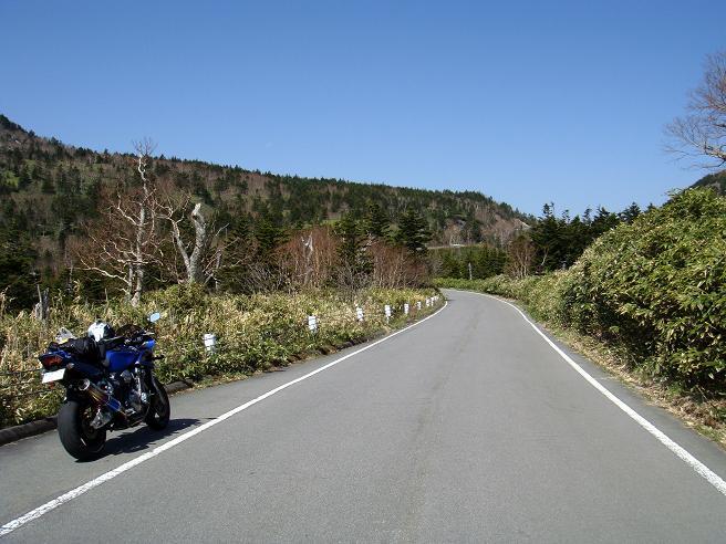 23 通行止解除ホヤホヤの道です.JPG