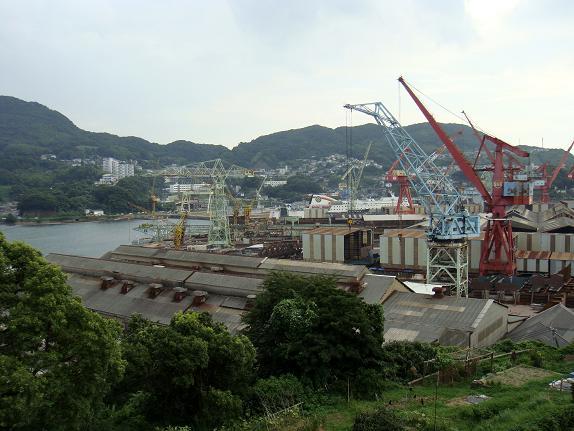 35 佐世保の造船所です.JPG