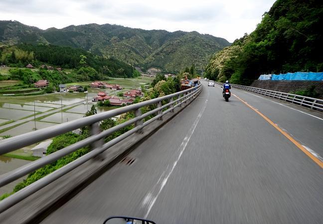 44 景色が良い道.JPG