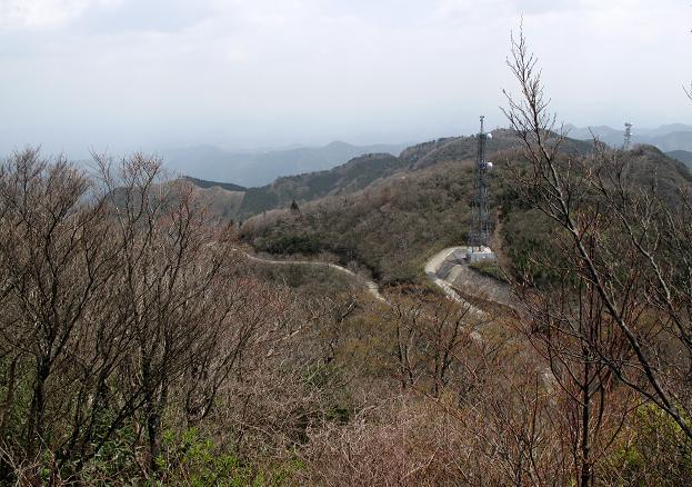 7釈迦岳の眺め.JPG