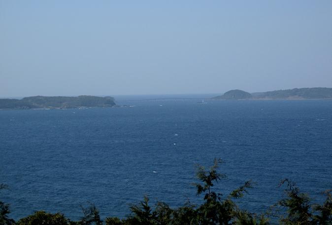 この角度から角島大橋を見るのは初めて.JPG