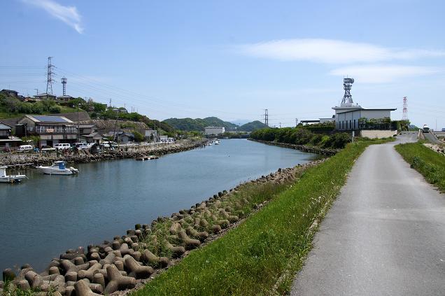また遠賀川の河口にきてしまいました.JPG