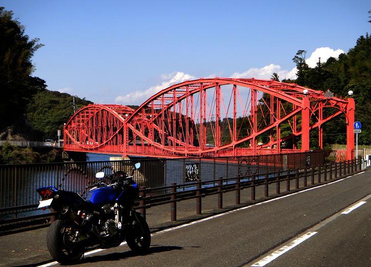 レンキュラートラス橋だ.JPG